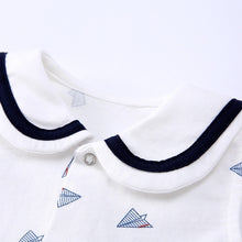 Load image into Gallery viewer, Little Sailor Romper