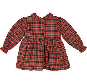 Ana Tartan Dress