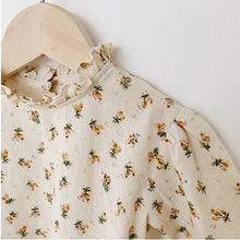 Load image into Gallery viewer, 'Ivy' Cotton Linen Blouse