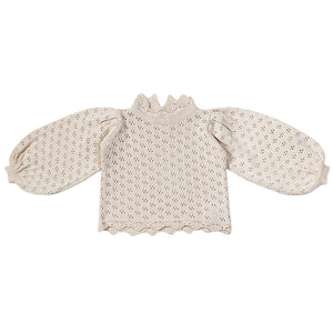 'Lily' Knitted Blouse