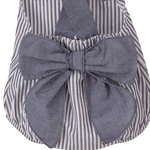 Calamaro Striped Romper