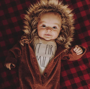 'Coby' hooded outfit