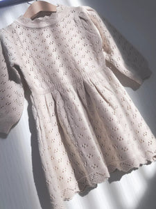 'Gaurika' Knitted Dress