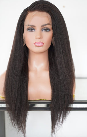Ready-to-Ship Raw Wigs
