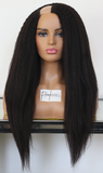 Raw 4c Blowout Straight U-Part Wig