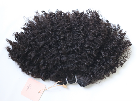 (NEW) Raw 3c/4a Curly Bundle