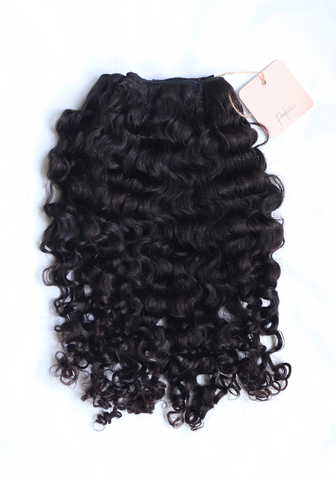 (NEW) Raw Deep Curly Bundle