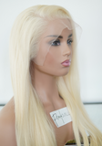 Raw Straight(Blonde) 13x4 Frontal Wig