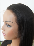 Raw Straight 13x4 Frontal Wig