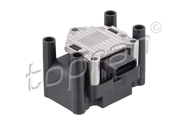 AUDI A2 A3 A4 A5 VW BEETLE CADDY GOLF POLO PASSAT T5 IGNITION COIL 032905106B - Harrys Euro