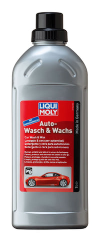 LIQUI MOLY CAR WASH & WAX - Harrys Euro