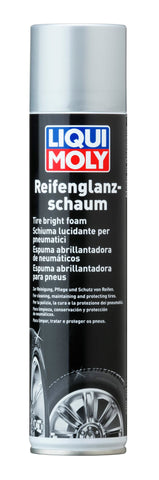 LIQUI MOLY TIRE BRIGHT FOAM 400ML - Harrys Euro