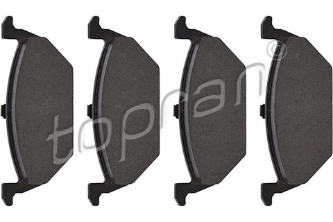 FRONT BRAKE PAD SET |  1J0698151J - Harrys Euro
