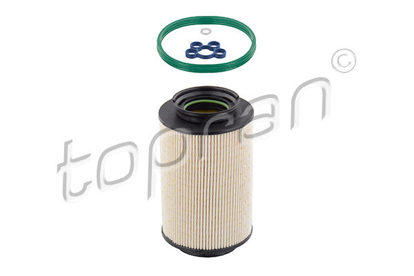 DIESEL FUEL FILTER AUDI A3 VW CADDY GOLF TOURAN 1K0127434 - Harrys Euro