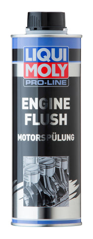 LIQUI MOLY PRO-LINE ENGINE FLUSH 500ML - Harrys Euro