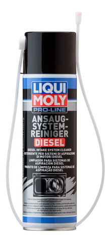 LIQUI MOLY PRO-LINE INTAKE SYSTEM CLEANER DIESEL 400ML - Harrys Euro