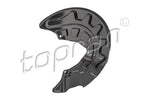 LEFT FRONT BRAKE DUST SHIELD | 5Q0615311F - Harrys Euro
