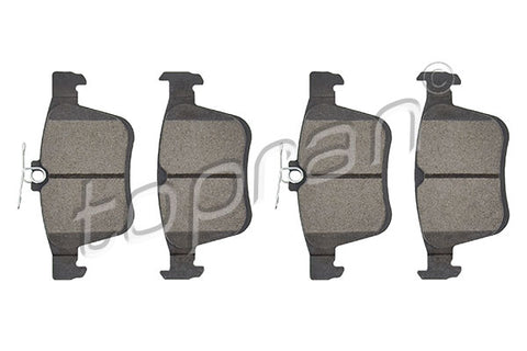 REAR BRAKE PAD SET | 5Q0698451N - Harrys Euro