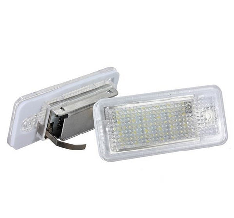 HARRYS EURO AUDI B7 LED LICENCE PLATE LIGHTS - Harrys Euro