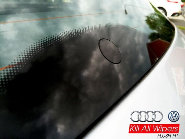 KILL ALL WIPERS | A3 / S3 / RS3 – 8L / 8P / 8V REAR WIPER DELETE KIT - Harrys Euro