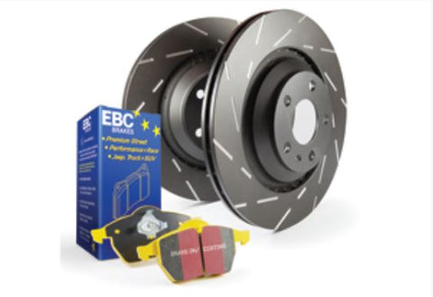 EBC BRAKES | REAR BRAKE KIT | AUDI S4 4.2 V8 - Harrys Euro