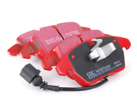EBC REDSTUFF | FRONT BRAKE PAD SET | VW GOLF MK5 / MK6 GTI - Harrys Euro