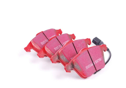 EBC REDSTUFF | FRONT BRAKE PAD SET | VW GOLF MK5 R32 MK6 R PASSAT 3.2 3.6 - Harrys Euro