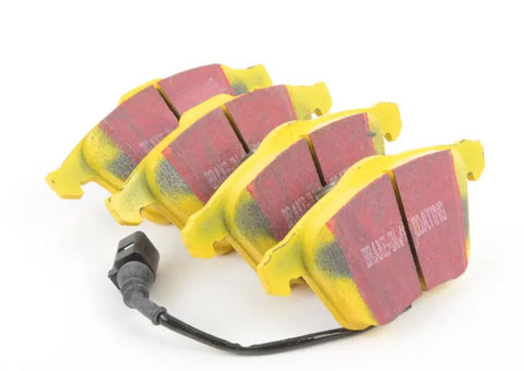 EBC YELLOWSTUFF | FRONT BRAKE PAD SET | VW GOLF MK5 R32 MK6R PASSAT - Harrys Euro