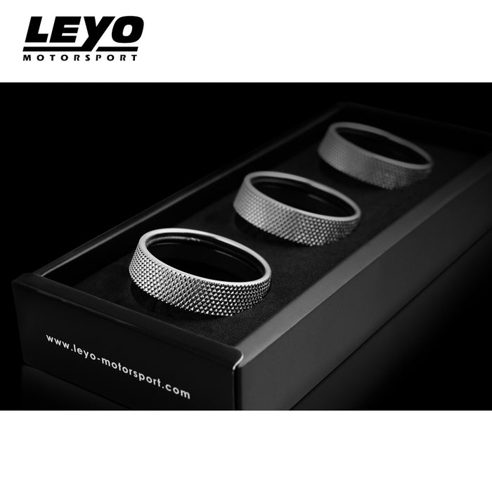 LEYO | BILLET ALUMINUM KNOBS - Harrys Euro