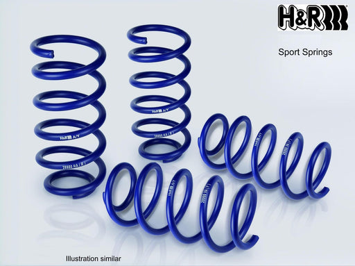 H&R | 30MM LOWERING SPRINGS | MK6 GTI - Harrys Euro