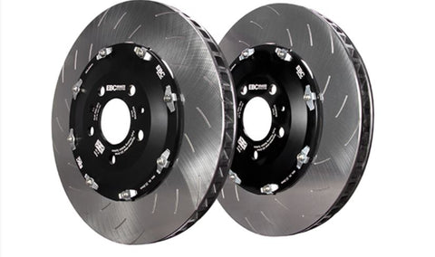 EBC BRAKES | FRONT 2-PIECE FLOATING DISC PAIR | AUDI RS4 4.2 V8 - Harrys Euro