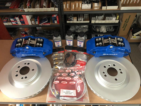 HARRYS EURO PORSCHE BRAKE UPGRADE KIT - Harrys Euro