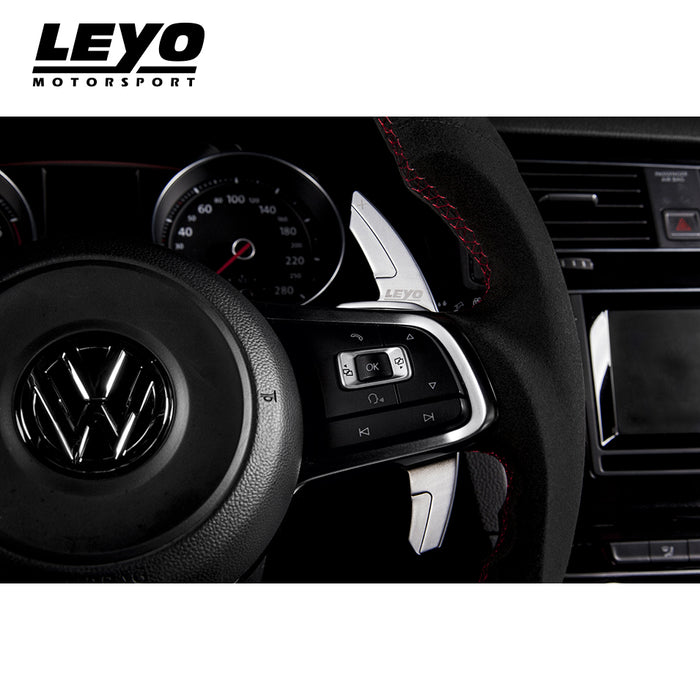 LEYO | MK7 GTI / R PADDLE SHIFTER EXTENSION - Harrys Euro