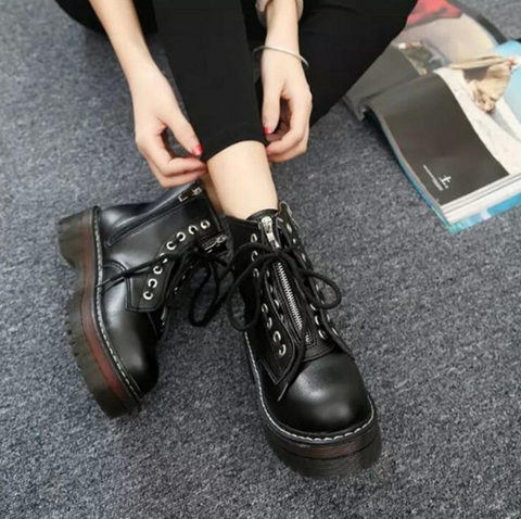 Women's Chunky Ankle Boot