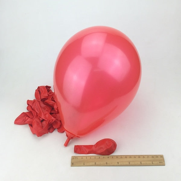 Pearly Latex Balloons - Magic Balloons