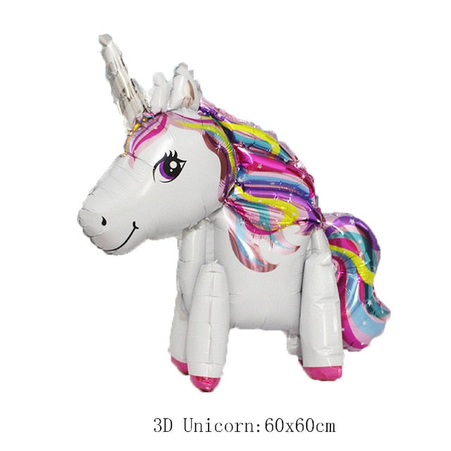 Unicorn Party Balloons - Magic Balloons
