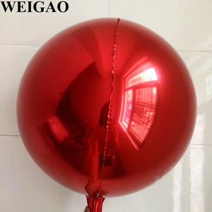 Orbz Chrome Foil Balloons - Magic Balloons