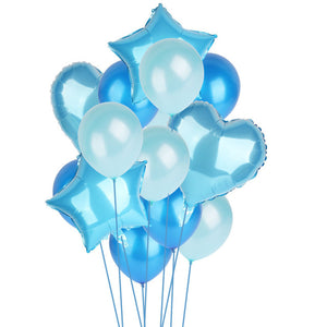 14 Piece Balloon Bouquet - Magic Balloons