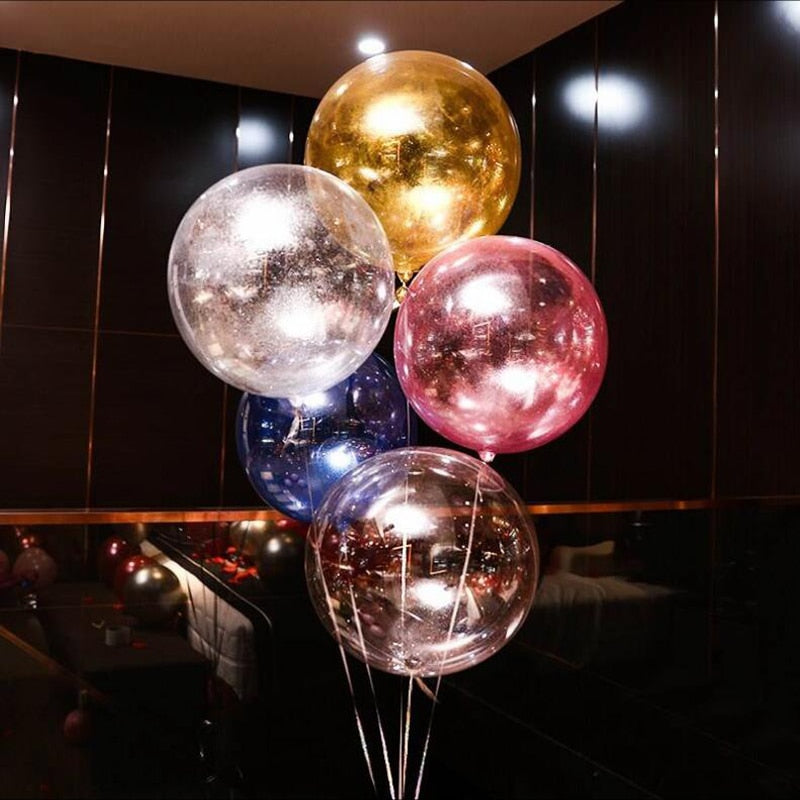 Glitter Balloons - Magic Balloons