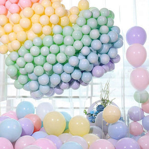 Pastel Color Balloon - Magic Balloons