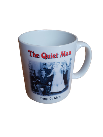 Quiet Man Wedding Mug