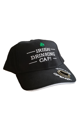 Irish Drinking Baseball Cap