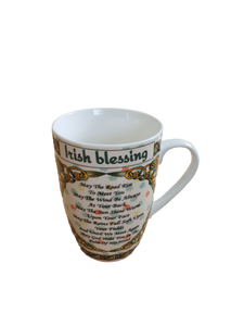 Irrish Blessing Mug