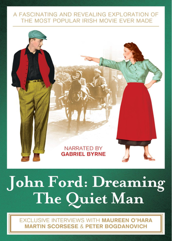 Dreaming The Quiet Man DVD