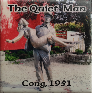 Magnet-Statue In Cong Tile