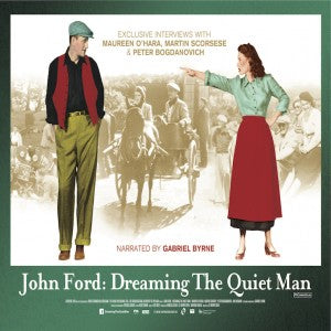 Ticket To View John Ford: Dreaming The Quiet Man In The Quiet Man Museum Cinema At 4.30pm