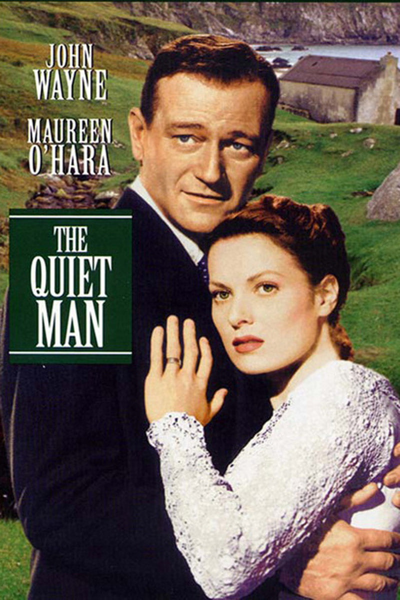 Ticket To View The Quiet Man Movie In The Quiet Man Museum Cinema At 4.30pm.