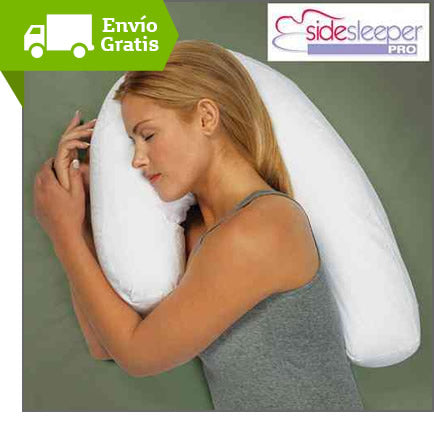 Almohada Ortopedica Cervical en Forma de U Side Sleeper