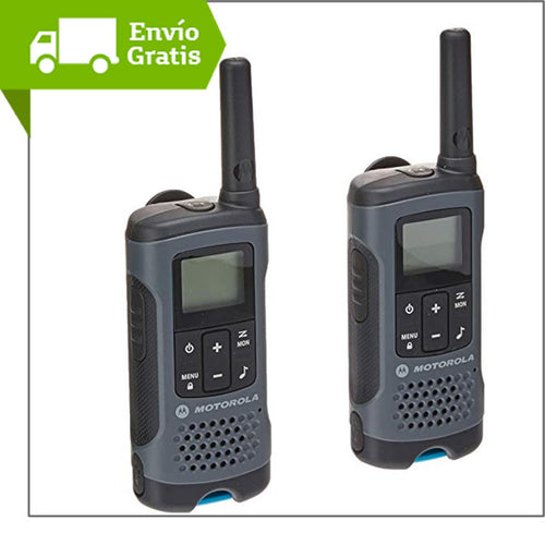 Radio walkie talkie Motorola Talkabout Serie T200mc