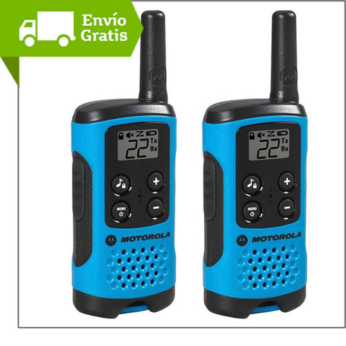 Radio walkie talkie Motorola T100MC Talkabout